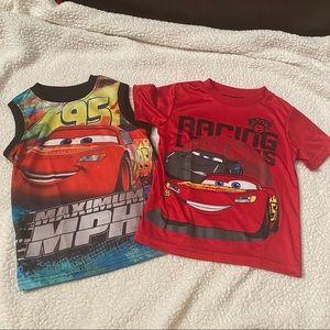 2 Cars Shirts